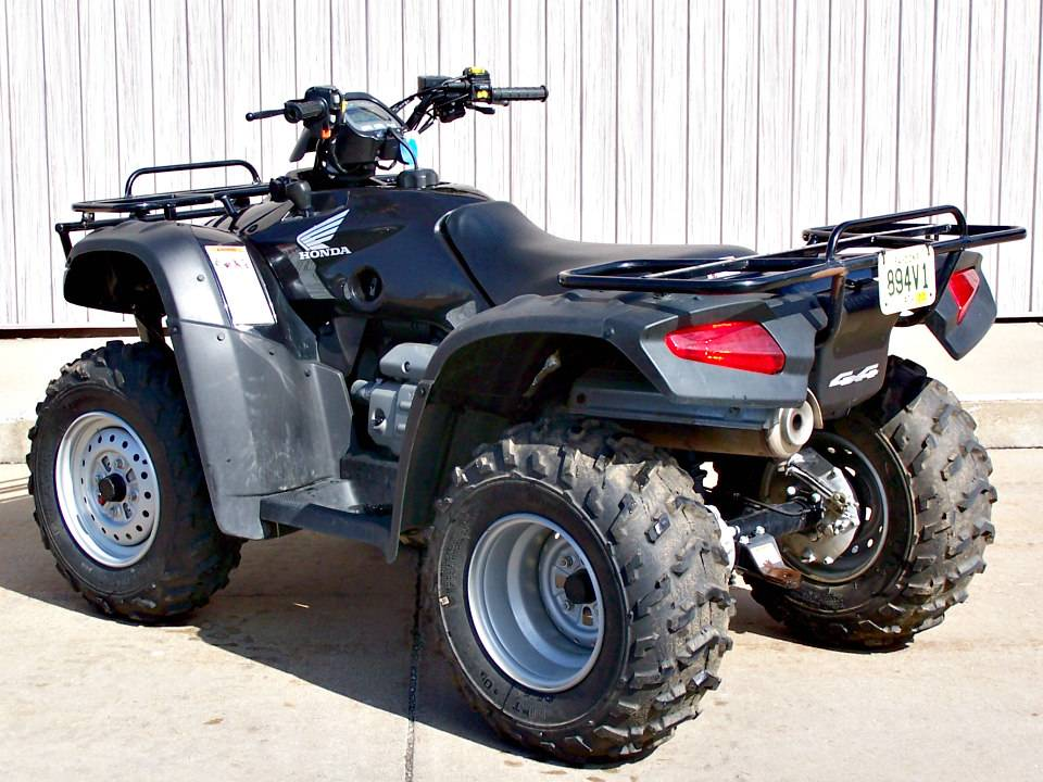 2006 Honda FourTrax® Rancher™ AT in Erie, Pennsylvania - Photo 5