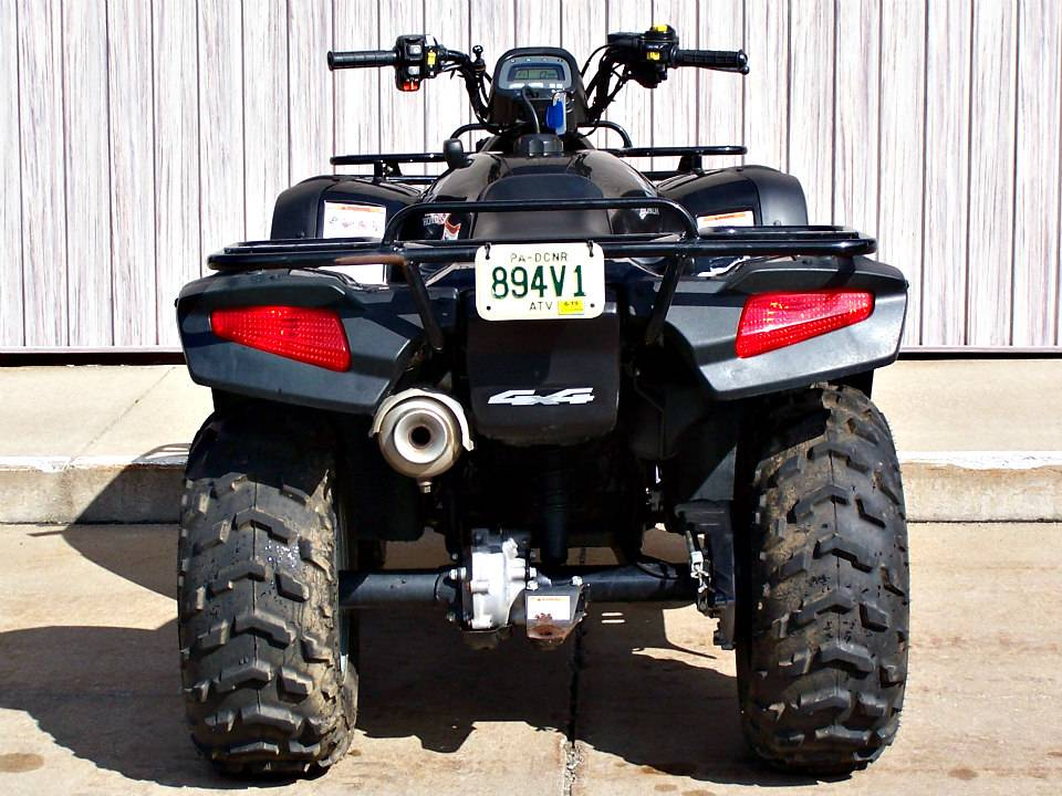 2006 Honda FourTrax® Rancher™ AT in Erie, Pennsylvania - Photo 6
