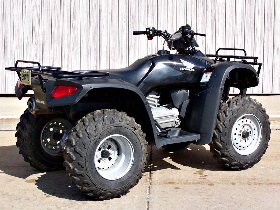 2006 Honda FourTrax® Rancher™ AT in Erie, Pennsylvania - Photo 7
