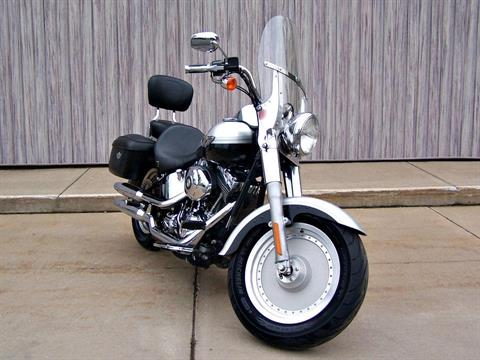 2003 Harley-Davidson FLSTF/FLSTFI Fat Boy® in Erie, Pennsylvania - Photo 4