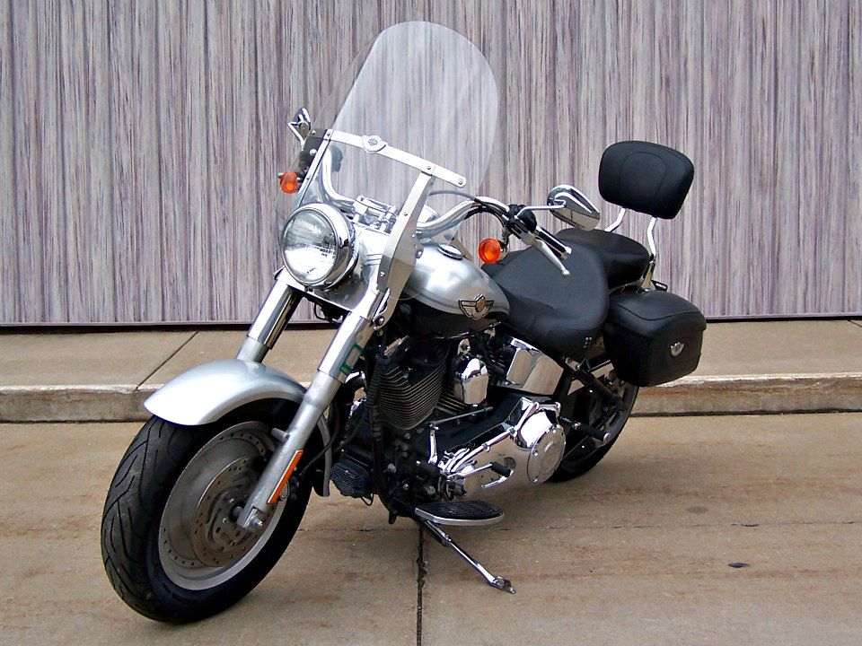 2003 Harley-Davidson FLSTF/FLSTFI Fat Boy® in Erie, Pennsylvania - Photo 7