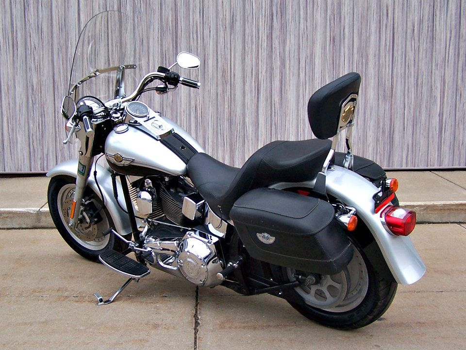 2003 Harley-Davidson FLSTF/FLSTFI Fat Boy® in Erie, Pennsylvania - Photo 9