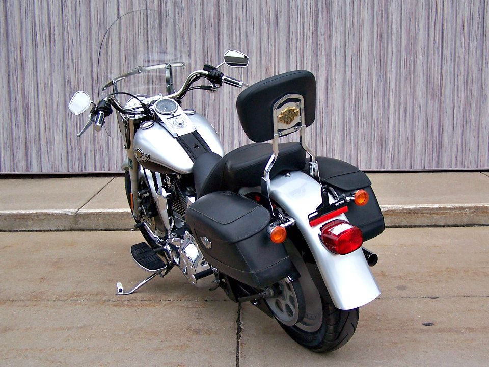 2003 Harley-Davidson FLSTF/FLSTFI Fat Boy® in Erie, Pennsylvania - Photo 10