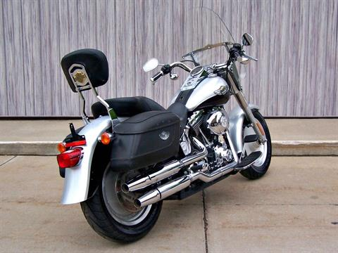 2003 Harley-Davidson FLSTF/FLSTFI Fat Boy® in Erie, Pennsylvania - Photo 11