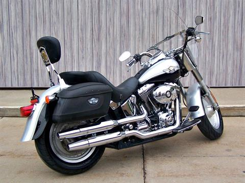 2003 Harley-Davidson FLSTF/FLSTFI Fat Boy® in Erie, Pennsylvania - Photo 12