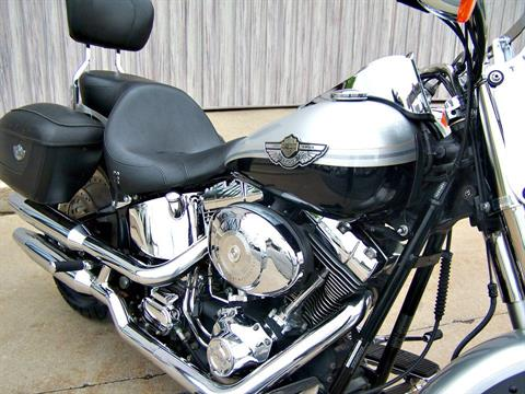 2003 Harley-Davidson FLSTF/FLSTFI Fat Boy® in Erie, Pennsylvania - Photo 14