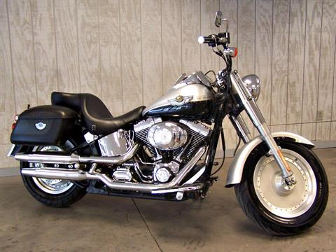 2003 Harley-Davidson FLSTF/FLSTFI Fat Boy® in Erie, Pennsylvania - Photo 13