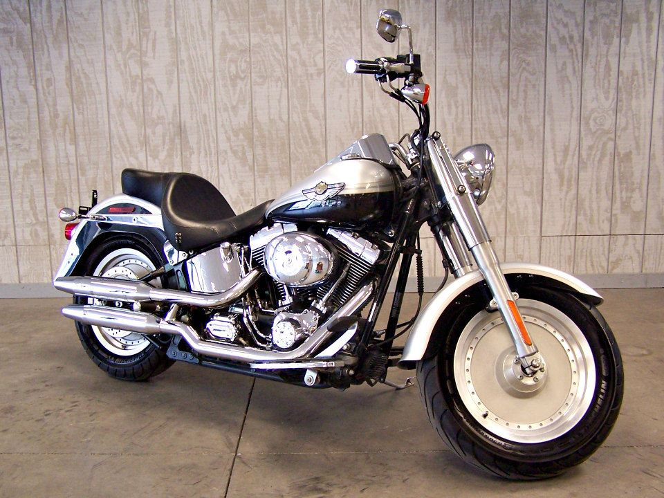 2003 Harley-Davidson FLSTF/FLSTFI Fat Boy® in Erie, Pennsylvania - Photo 3