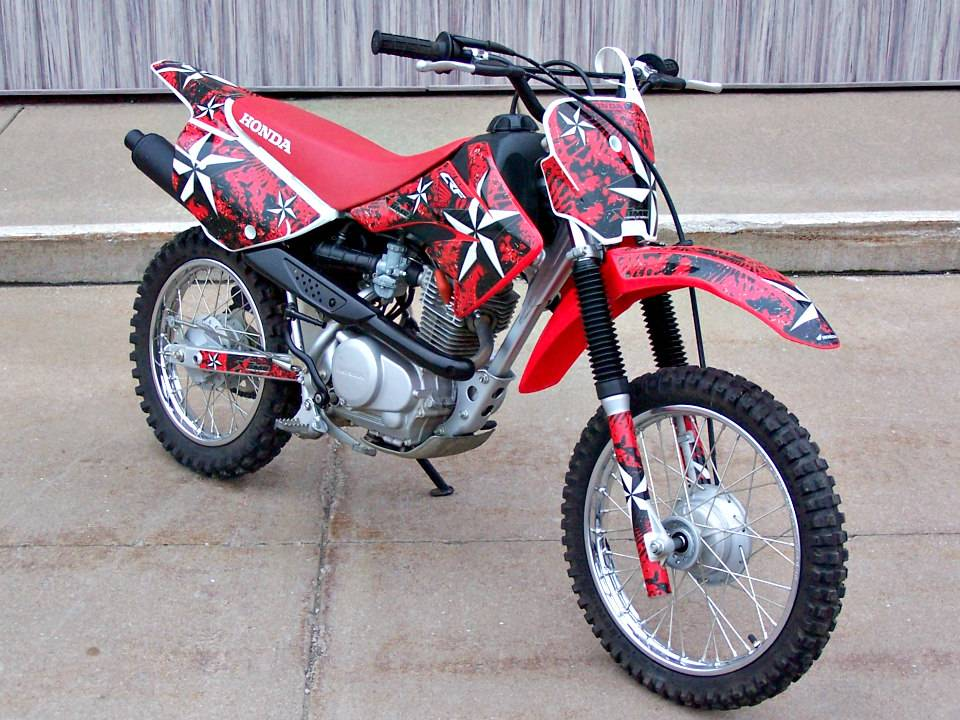 2012 Honda CRF®80F in Erie, Pennsylvania - Photo 1