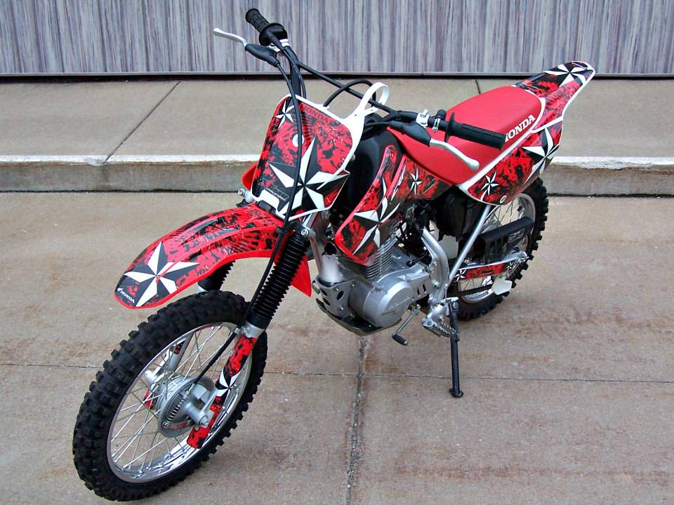2012 Honda CRF®80F in Erie, Pennsylvania - Photo 3