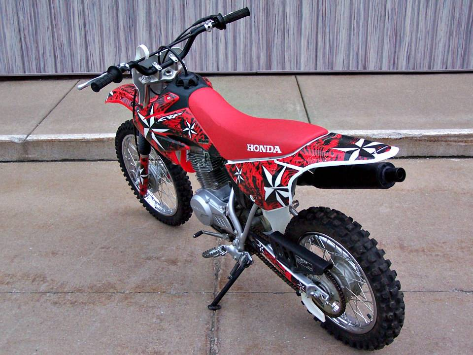 2012 Honda CRF®80F in Erie, Pennsylvania - Photo 5