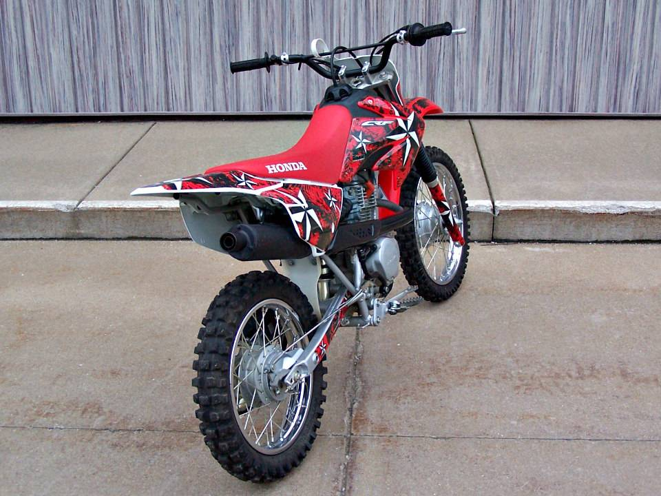 2012 Honda CRF®80F in Erie, Pennsylvania - Photo 6