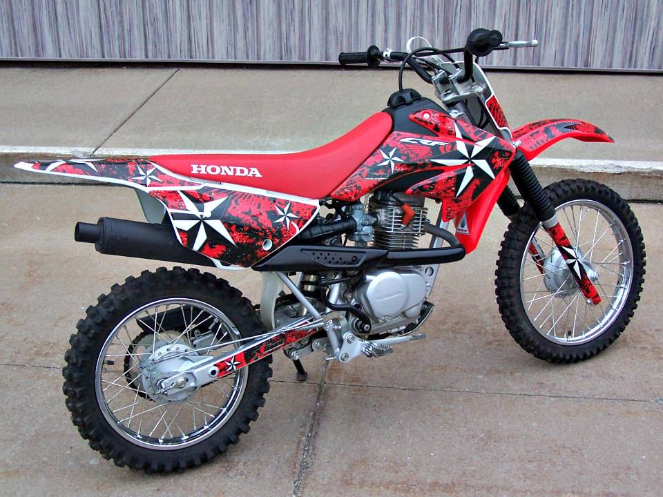 2012 Honda CRF®80F in Erie, Pennsylvania - Photo 7
