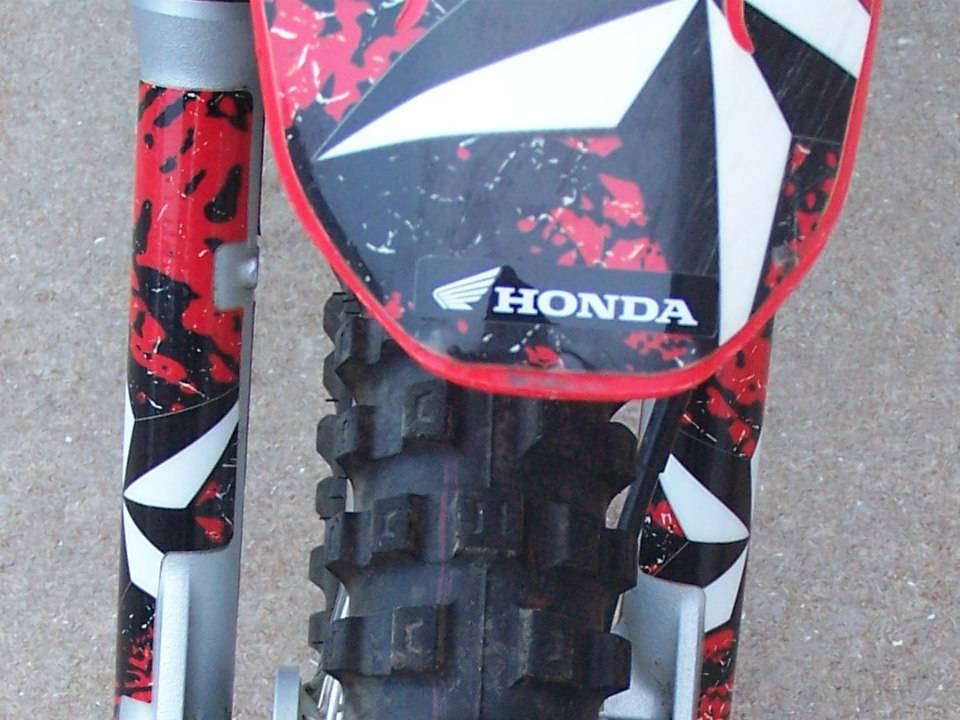2012 Honda CRF®80F in Erie, Pennsylvania - Photo 12
