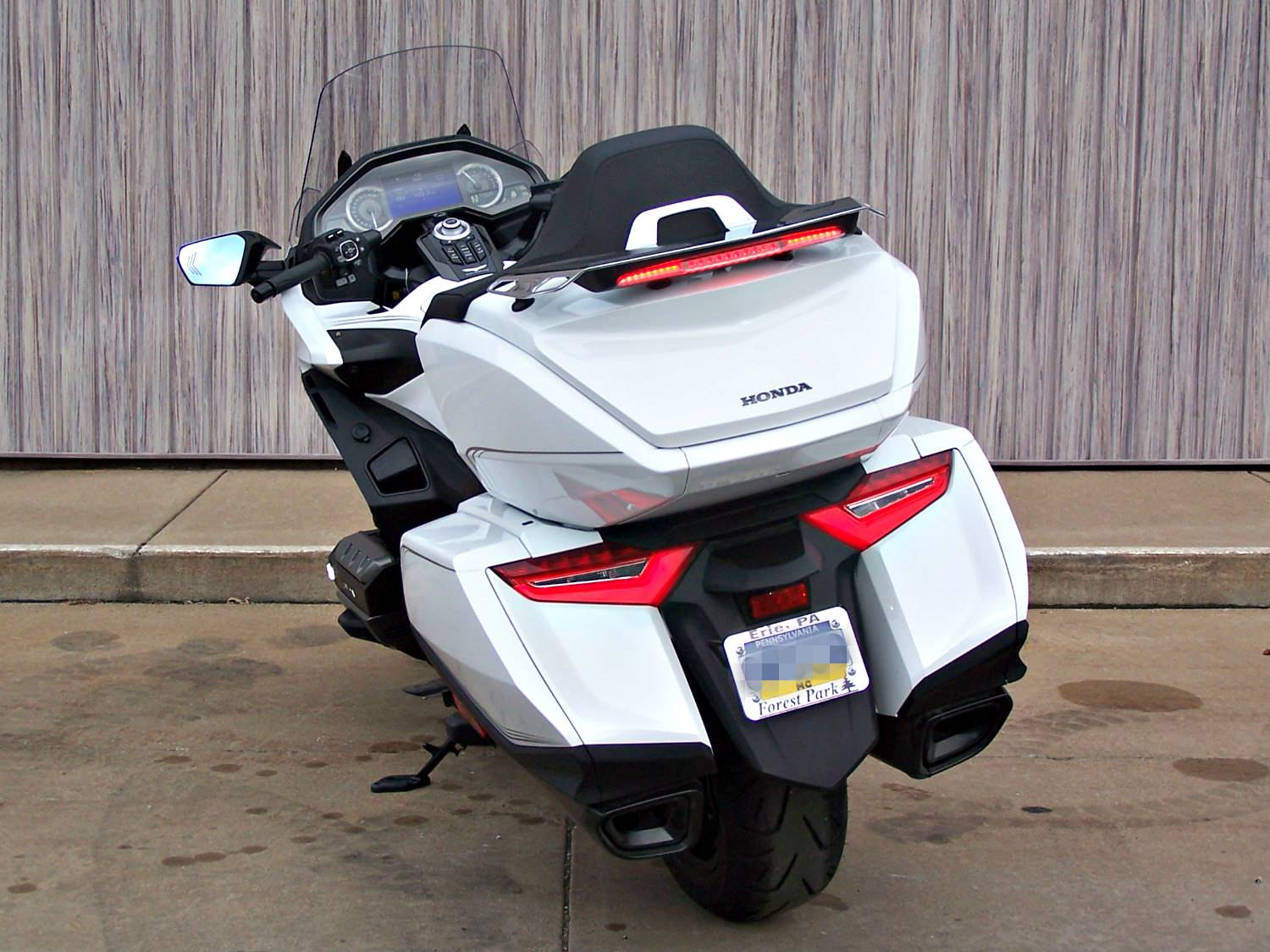 2020 Honda Gold Wing Tour Automatic DCT in Erie, Pennsylvania - Photo 6