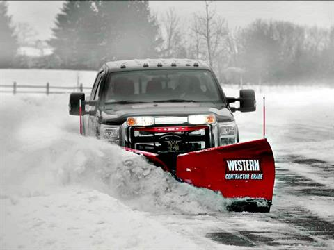 2017 Western Snowplows MVP 3 8 ft. 6 in. in Erie, Pennsylvania