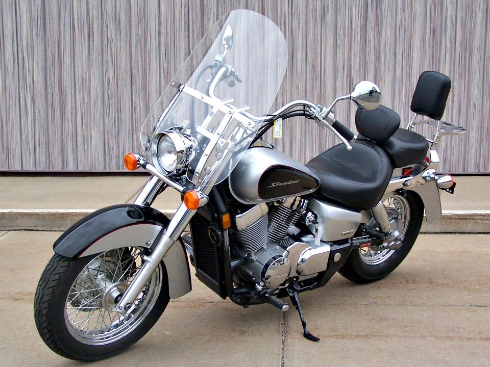 2008 Honda Shadow Aero® in Erie, Pennsylvania - Photo 3