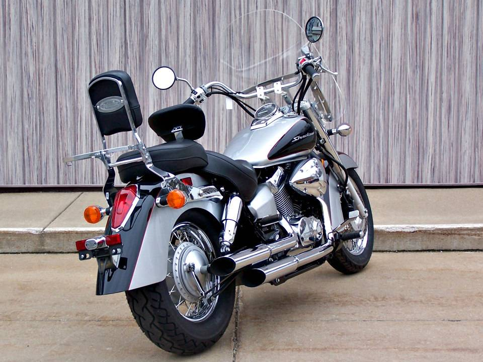 2008 Honda Shadow Aero® in Erie, Pennsylvania - Photo 6