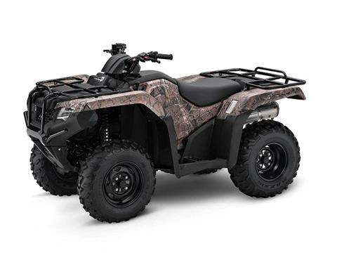 2018 Honda FourTrax Rancher 4x4 ES in Erie, Pennsylvania