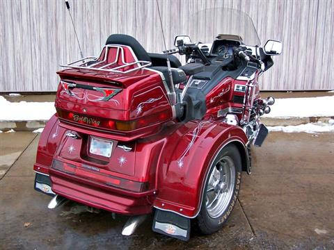1992 Honda Gold Wing Aspencade with Motor Trike in Erie, Pennsylvania - Photo 5