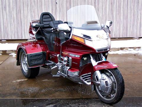 1992 Honda Gold Wing Aspencade with Motor Trike in Erie, Pennsylvania - Photo 6