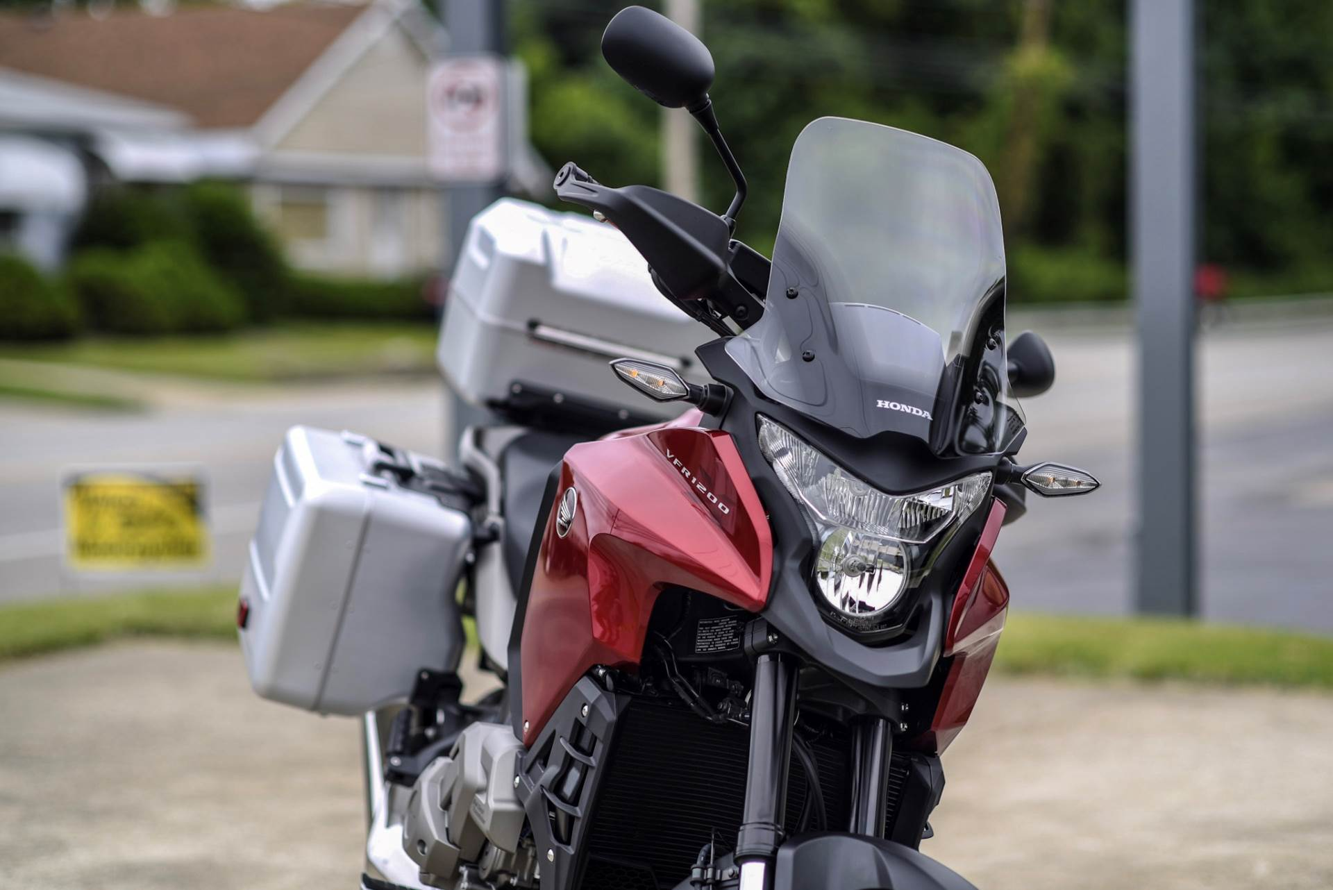 2017 Honda VFR1200X DCT in Erie, Pennsylvania