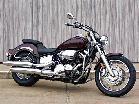 2007 Yamaha V Star® 1100 Classic in Erie, Pennsylvania