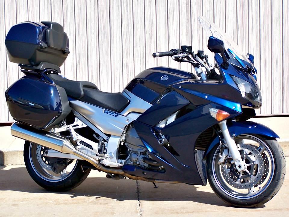 2006 Yamaha FJR 1300A for sale 135952