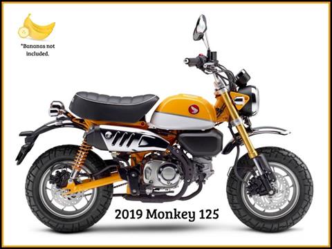 2019 Honda Monkey in Erie, Pennsylvania