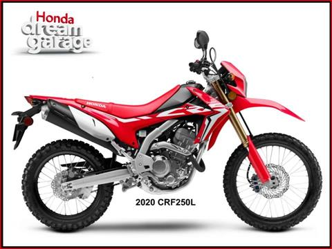 2020 Honda CRF250L in Erie, Pennsylvania