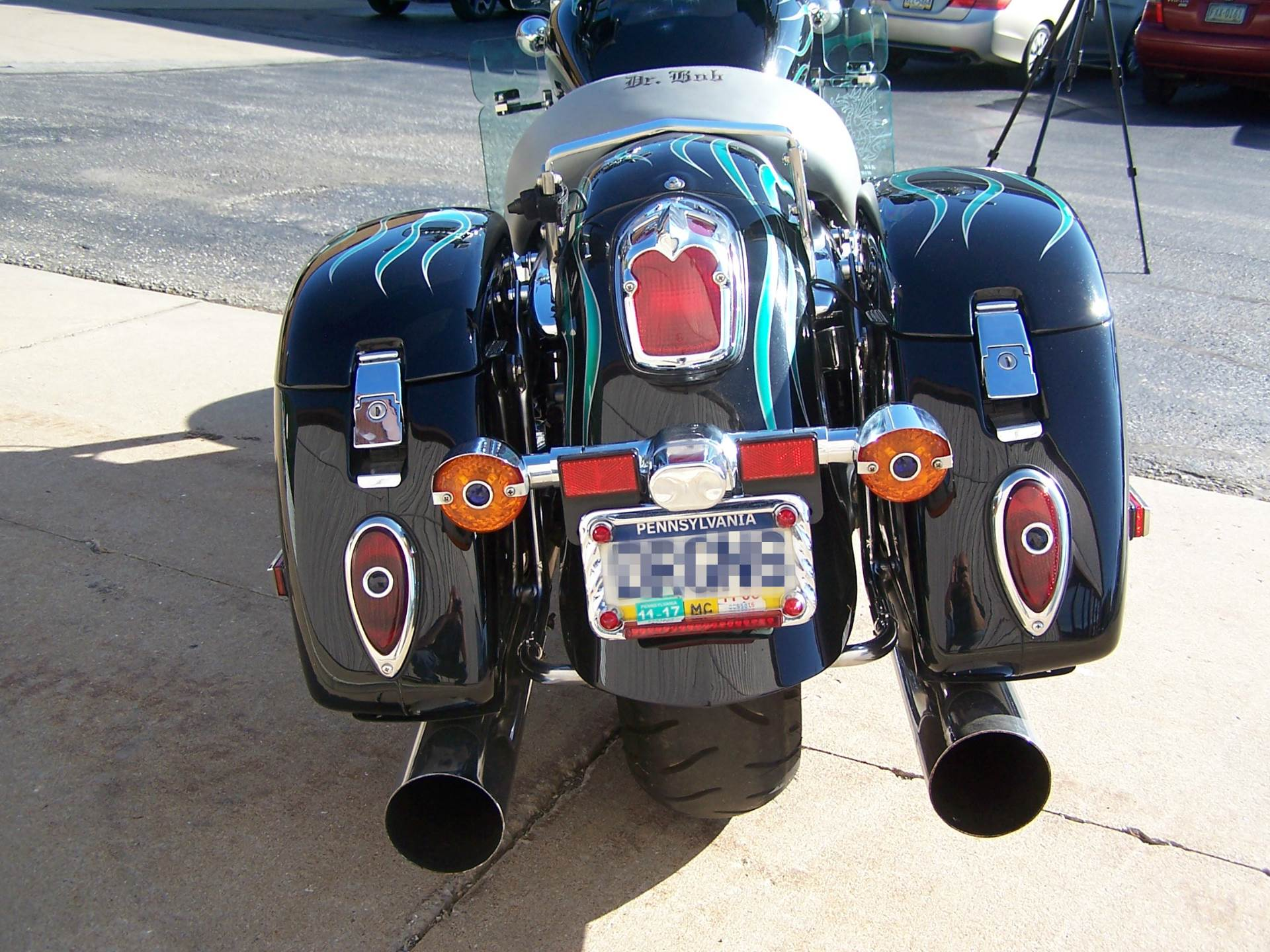 1998 Honda Valkyrie GL1500C in Erie, Pennsylvania - Photo 8