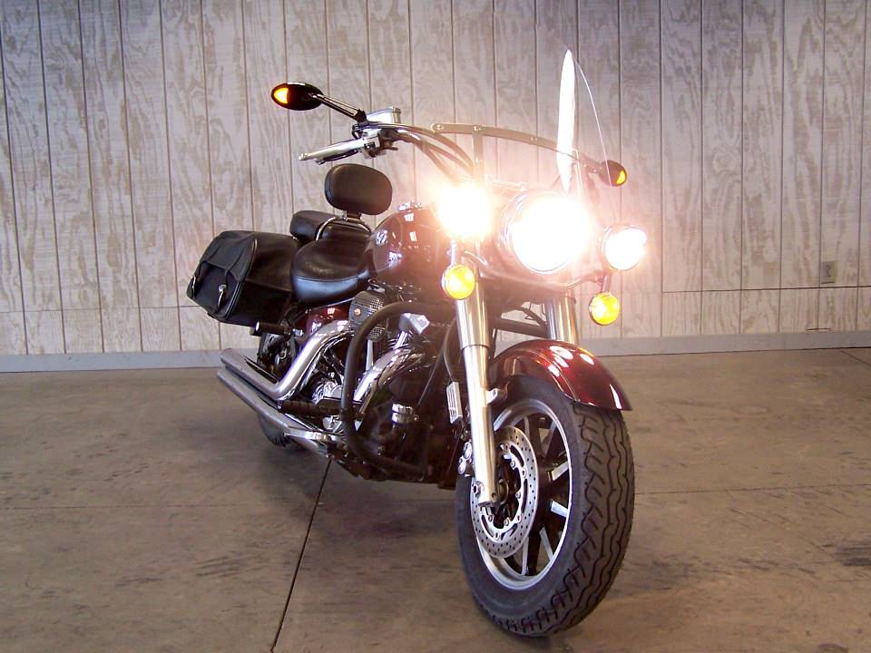 2005 Yamaha Road Star (Cast Wheel) in Erie, Pennsylvania - Photo 3