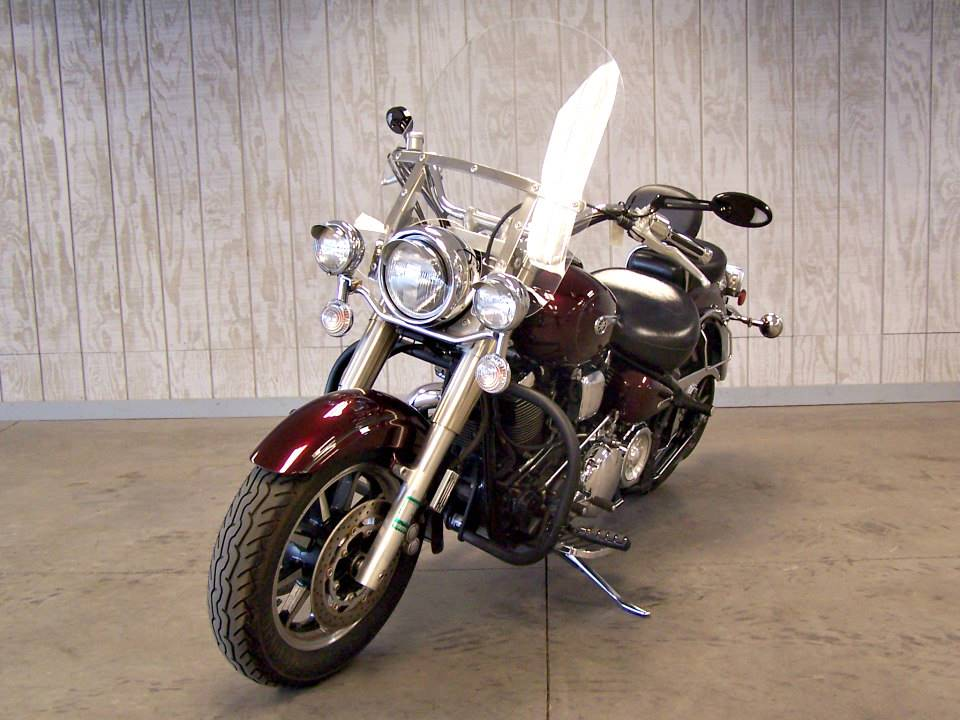 2005 Yamaha Road Star (Cast Wheel) in Erie, Pennsylvania - Photo 5