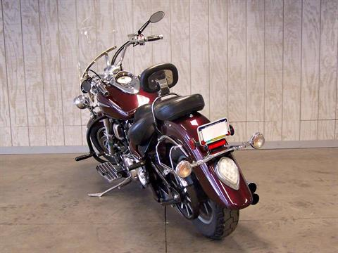 2005 Yamaha Road Star (Cast Wheel) in Erie, Pennsylvania - Photo 9
