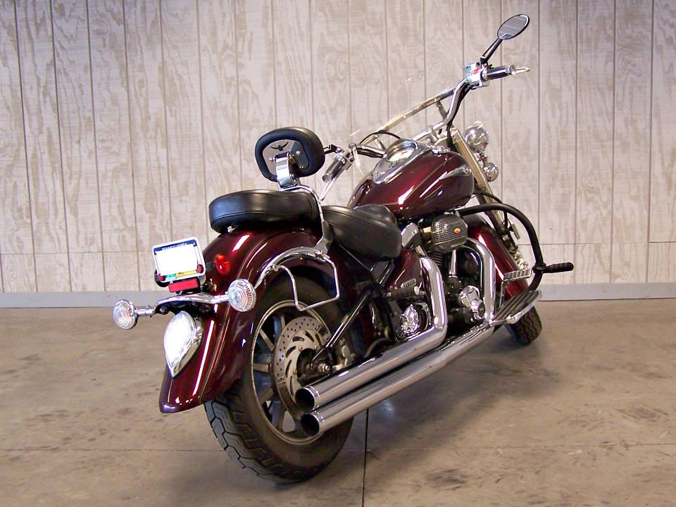 2005 Yamaha Road Star (Cast Wheel) in Erie, Pennsylvania - Photo 11