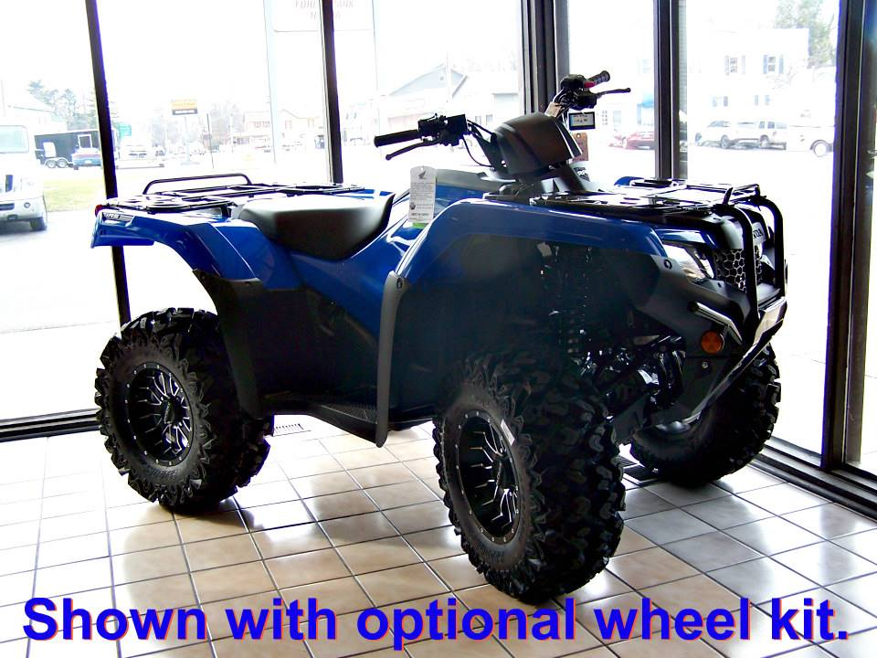 2021 Honda FourTrax Rancher 4x4 Automatic DCT IRS EPS in Erie, Pennsylvania - Photo 2