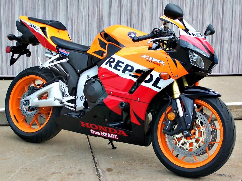 2013 Honda CBR600RR For Sale