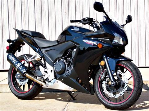 2014 Honda CBR®500R in Erie, Pennsylvania