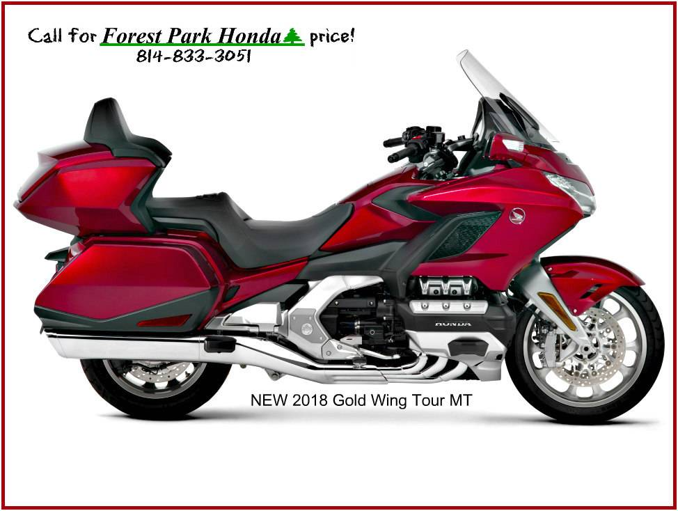 2018 Honda Gold Wing Tour in Erie, Pennsylvania