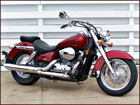 2005 Honda Shadow Aero® 750 in Erie, Pennsylvania