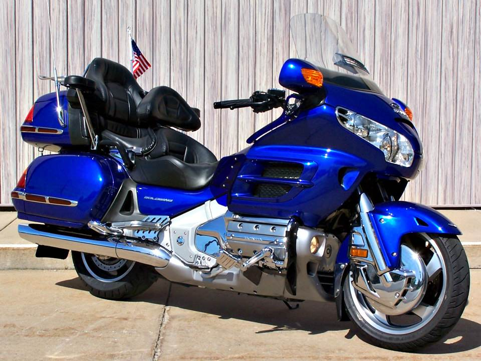 2005 Honda Gold Wing® in Erie, Pennsylvania - Photo 1