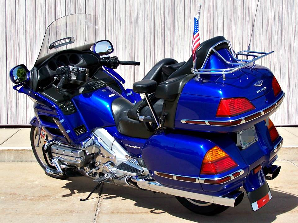 2005 Honda Gold Wing® in Erie, Pennsylvania - Photo 6