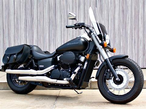 2012 Honda Shadow® Phantom in Erie, Pennsylvania