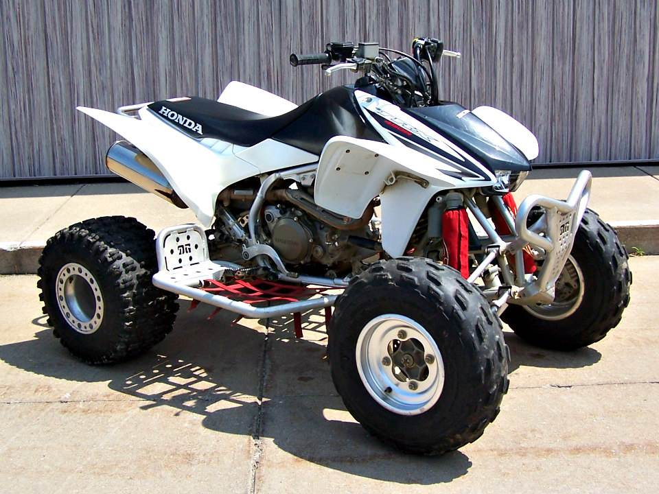 2007 Honda TRX450R (Elec Start) in Erie, Pennsylvania - Photo 1