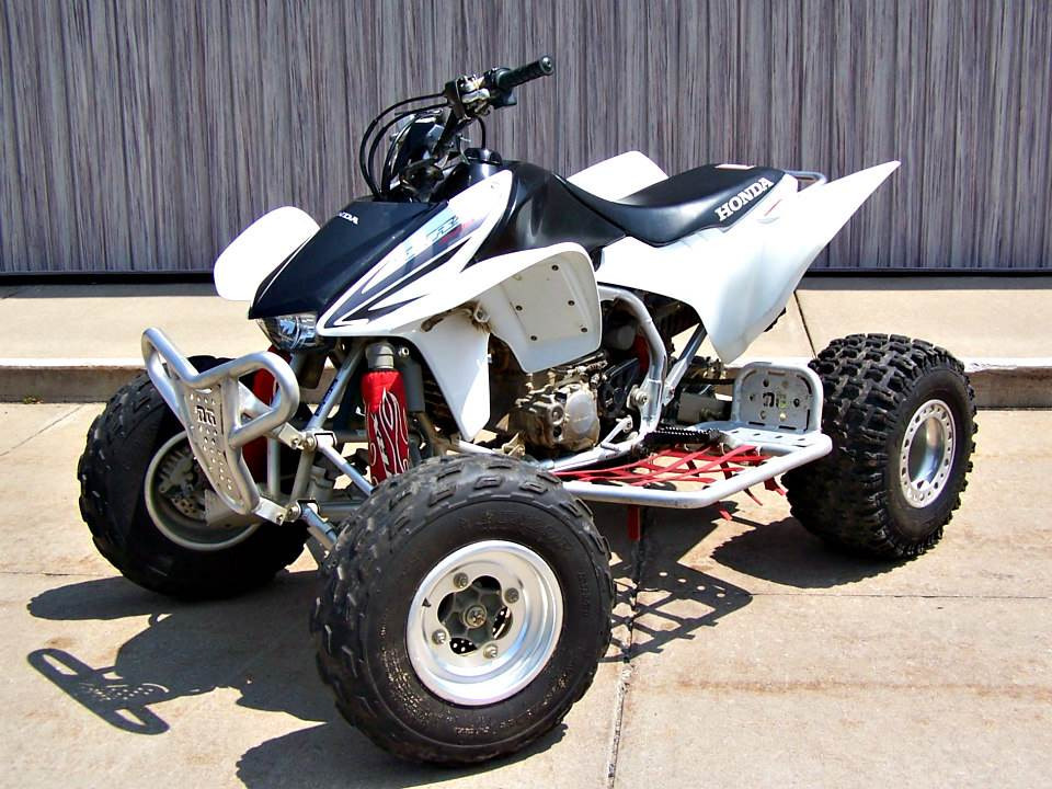 2007 Honda TRX450R (Elec Start) in Erie, Pennsylvania - Photo 3