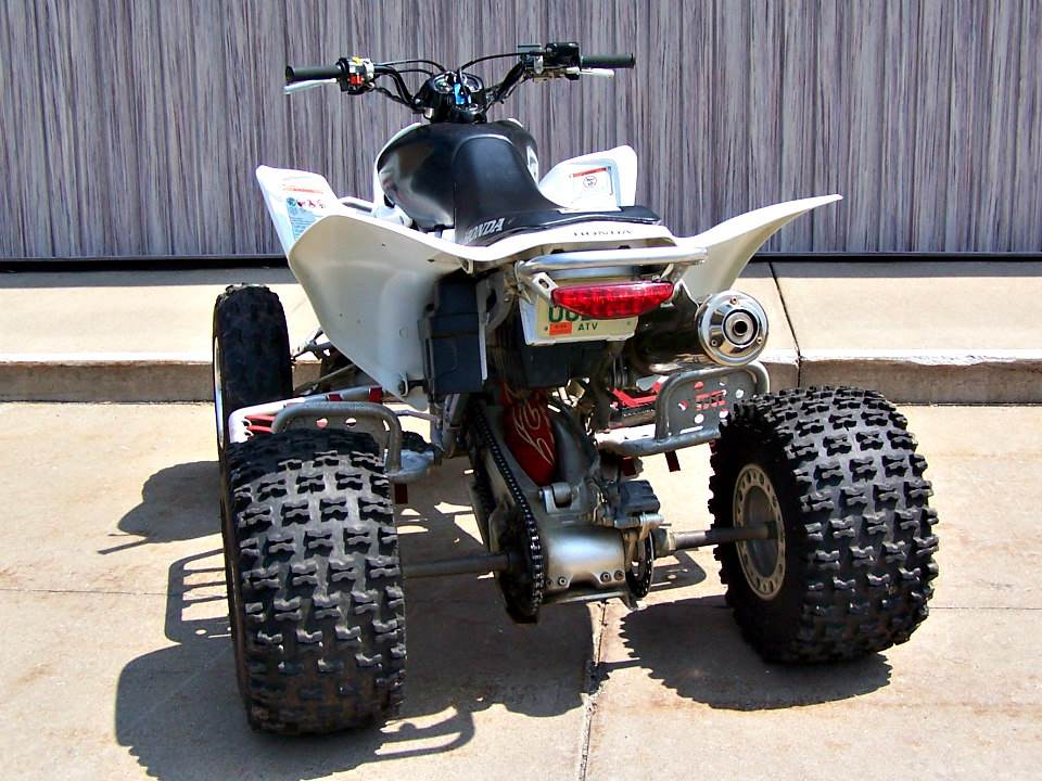 2007 Honda TRX450R (Elec Start) in Erie, Pennsylvania - Photo 5