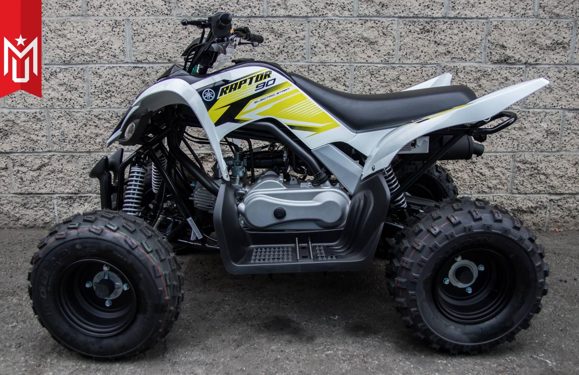 2018 Yamaha Raptor 90 for sale 65688