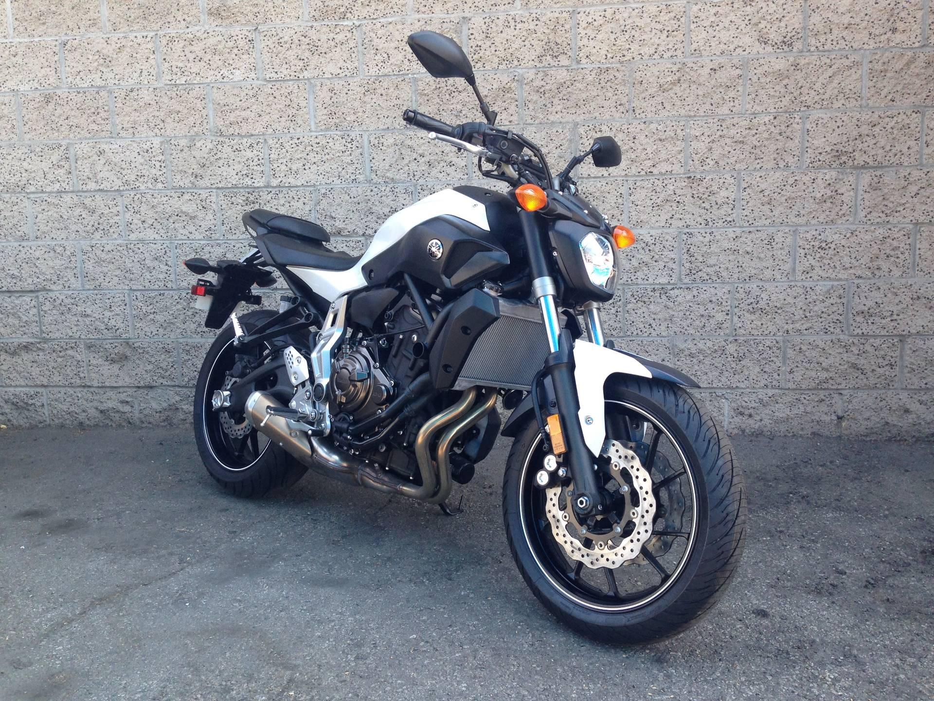 2017 Yamaha FZ-07 for sale 48320