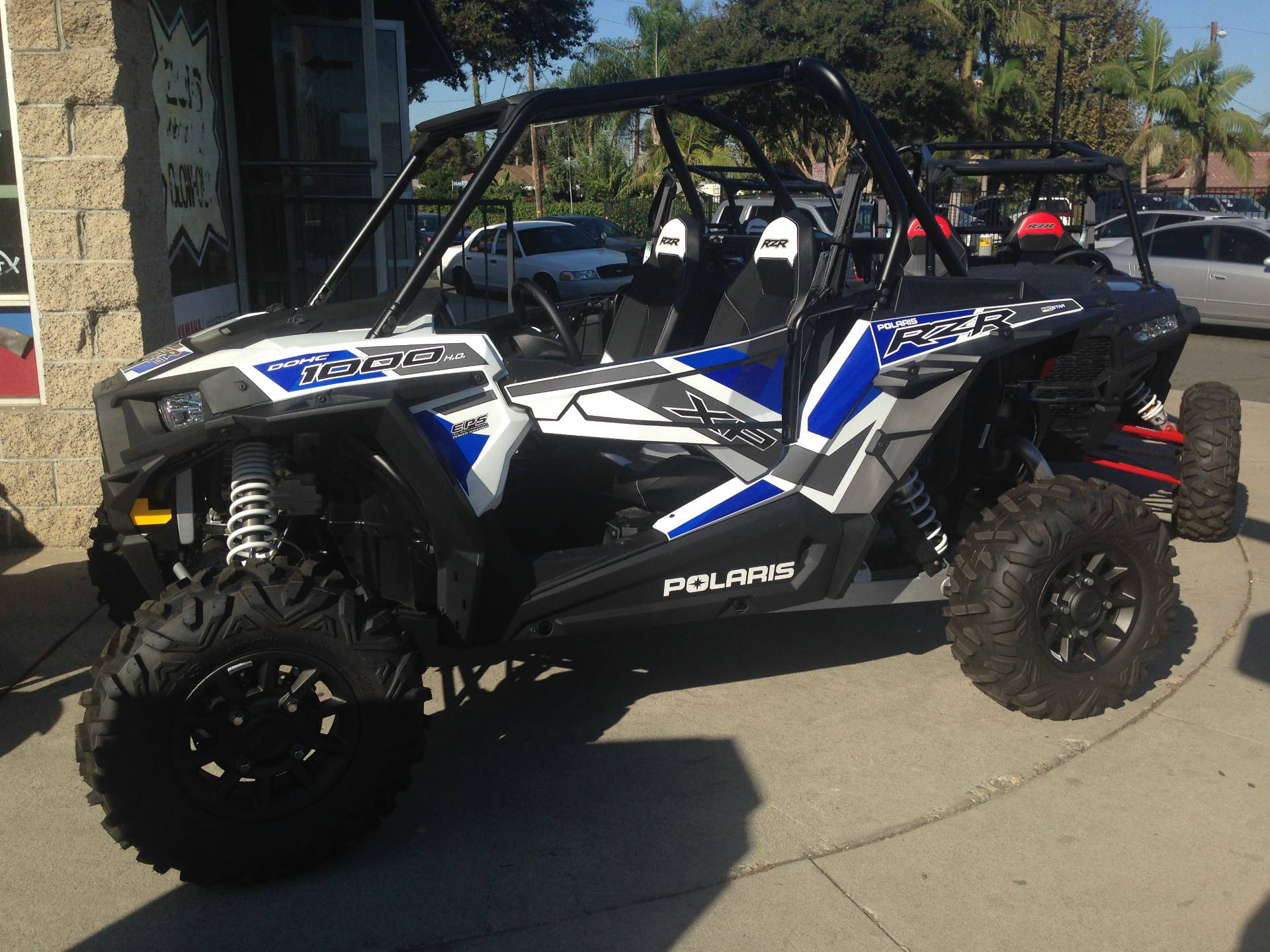 2017 Polaris RZR XP 1000 EPS for sale 48593
