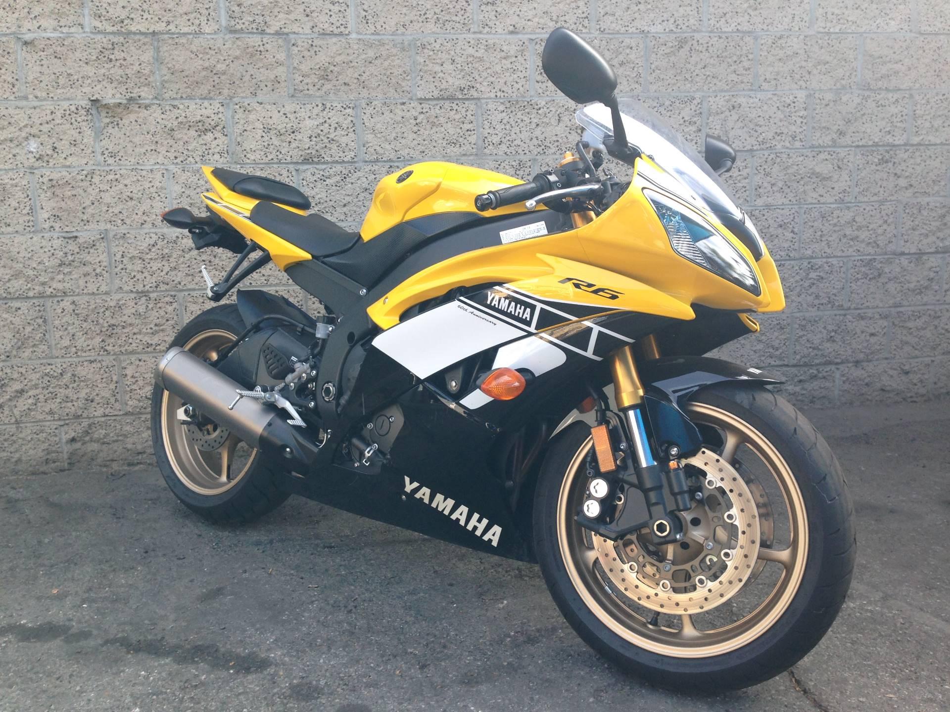 2016 Yamaha YZF-R6 for sale 103997